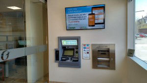 Vestibule with Interactive Teller and Night Deposit